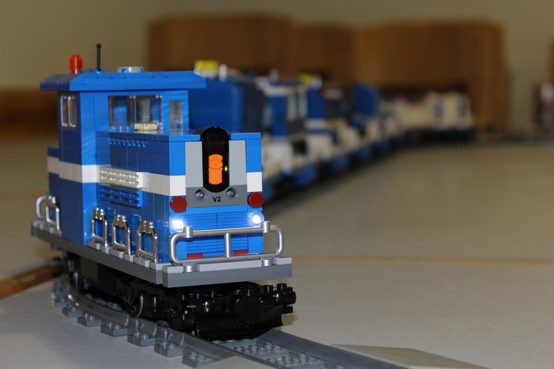 THW Diesel-Lokomotive