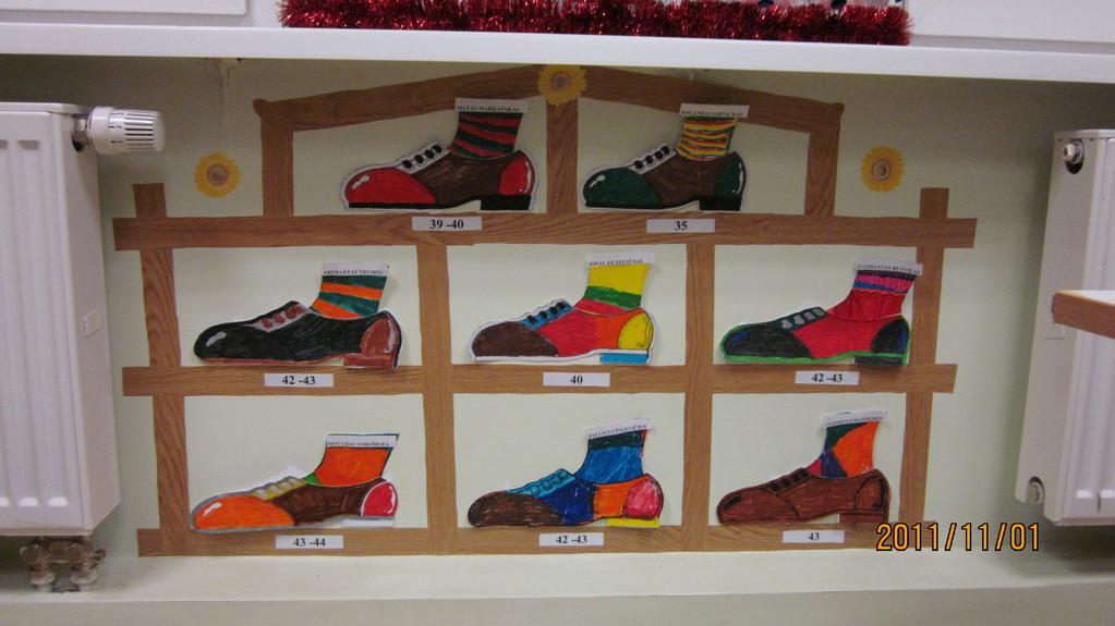 Mūsų batų dydis