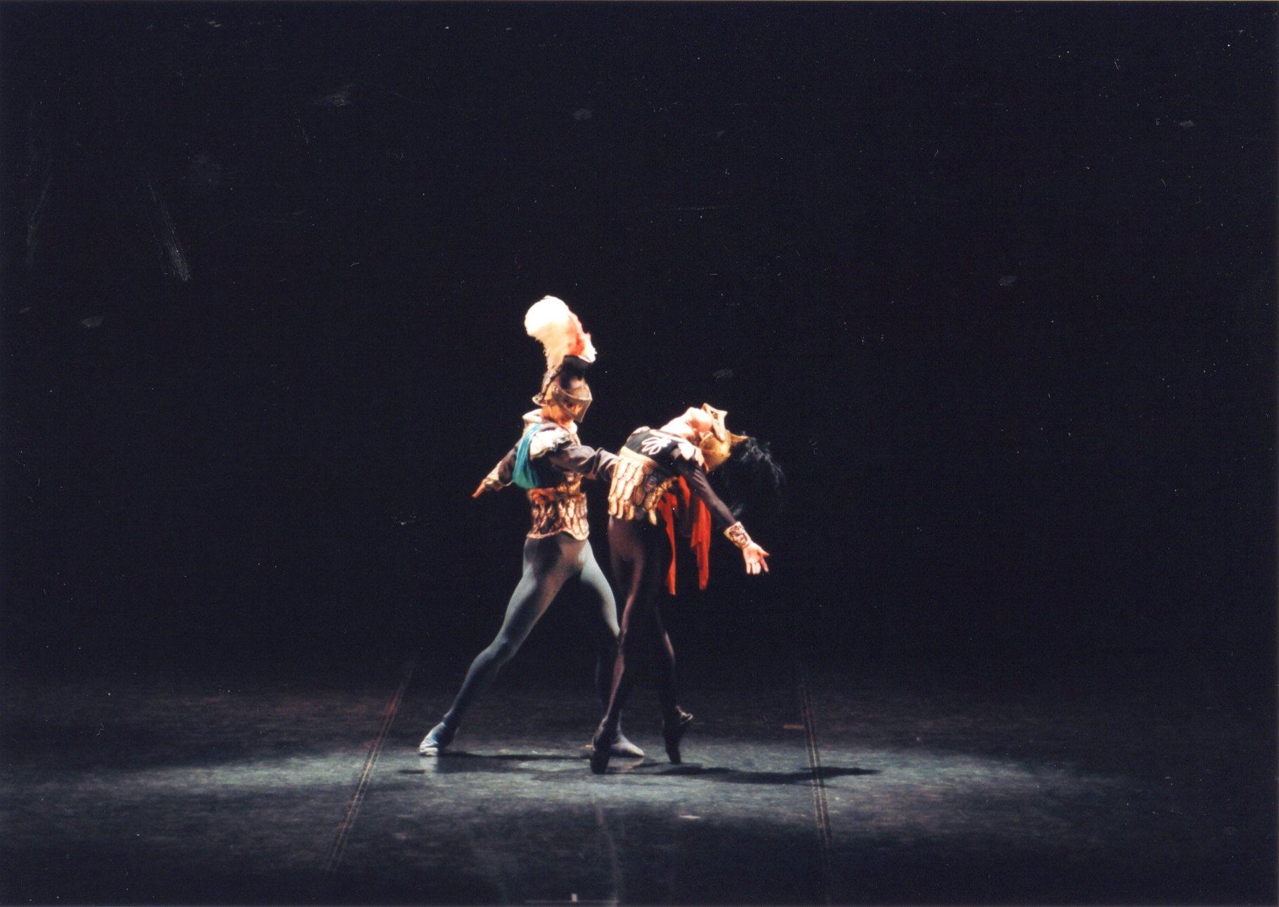 「ル・コンバ」作品紹介 (3月『プリンシパル・ガラ2021』で上演) <事務局>