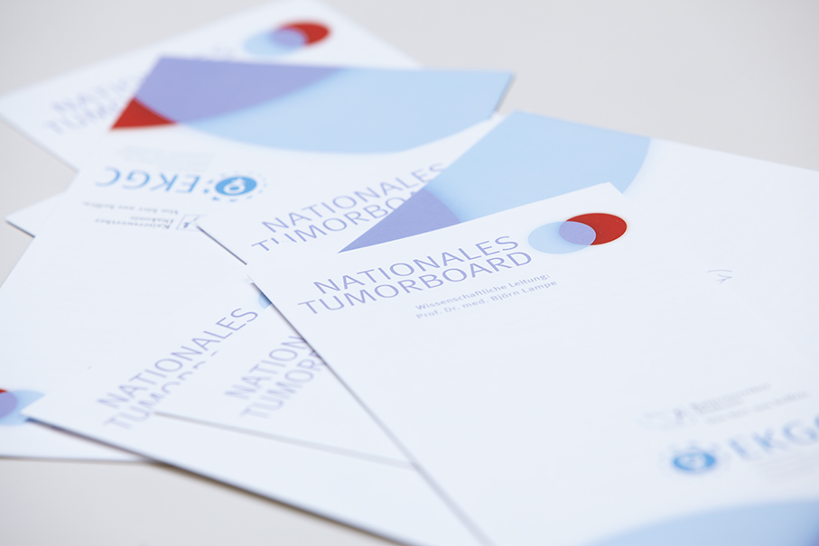 Kaiserswerther Diakonie // Nationales Tumorboard // Corporate Communications //