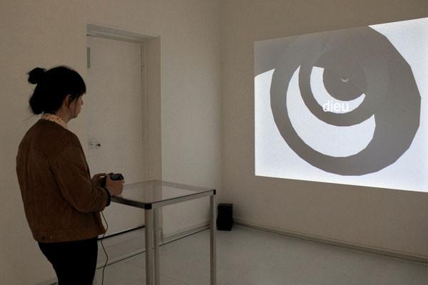 Fludd - babel- HB3D, galerie 14 / Glassbox, Paris, 2010