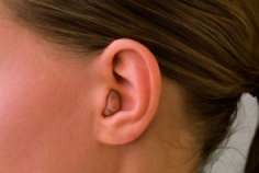 Im-Ohr-Gerät von Audio Service
