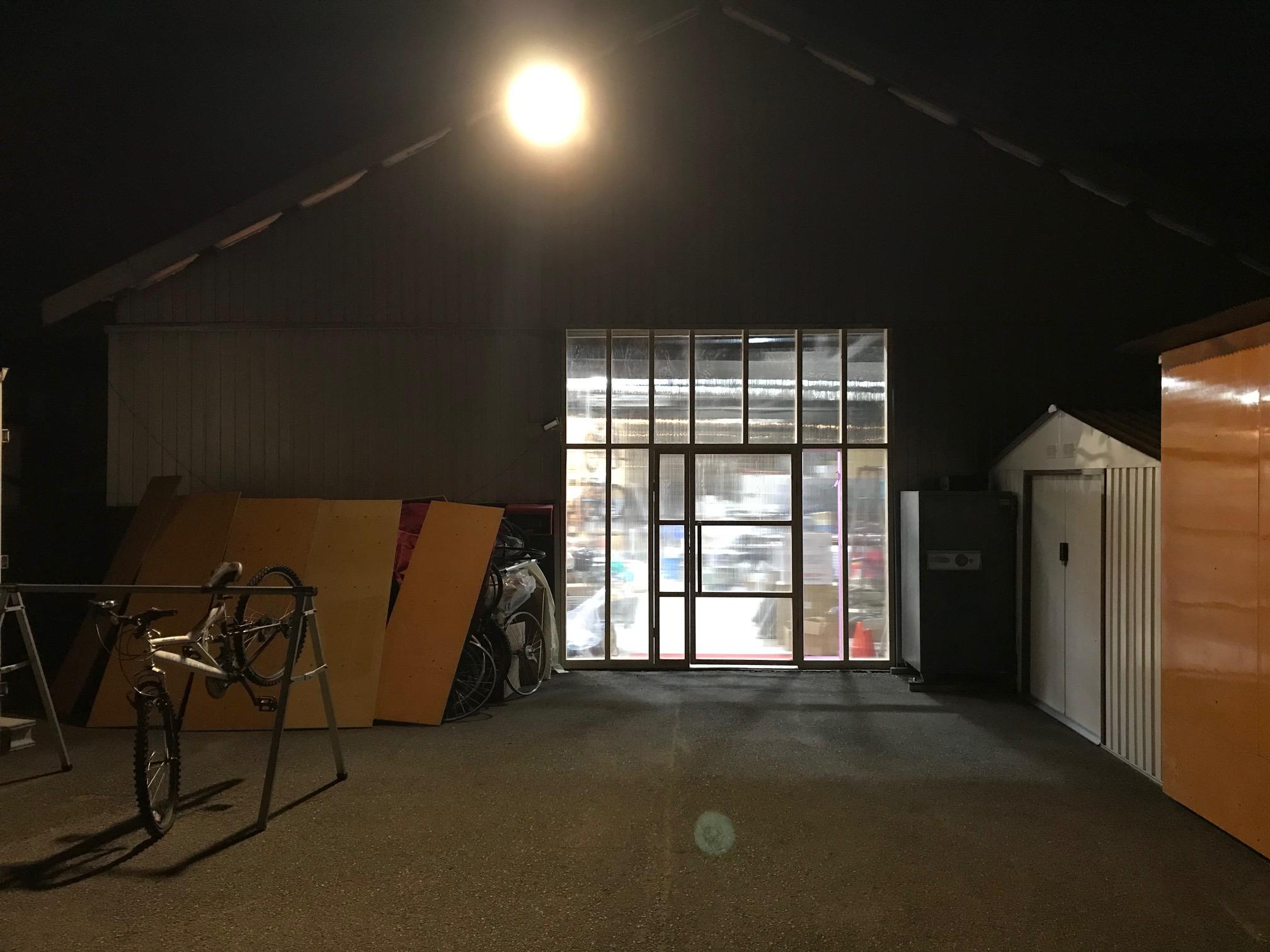 Pro Shop YRS(外観)