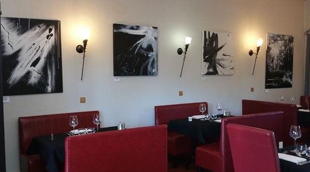 """Restaurant """"La Bergerie"""" - NIEUIL L'ESPOIR (86) - du 10 octobre 2015 au 28 février 2016"""