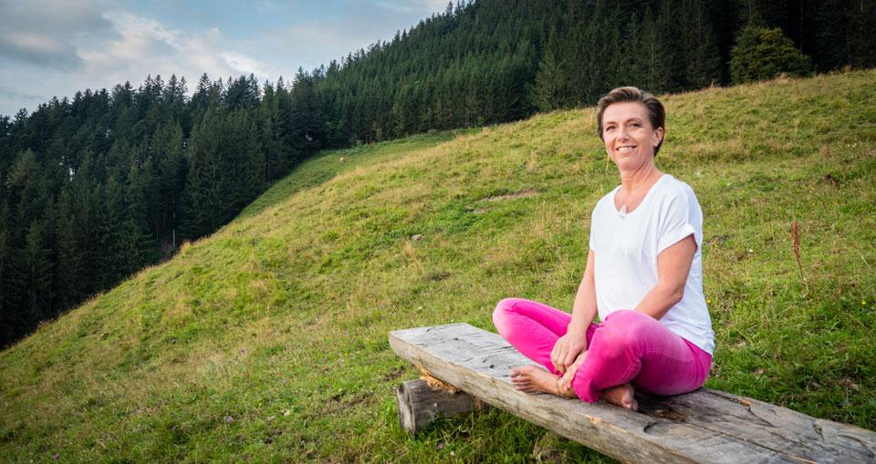 Brigitte Elisabeth Kecht . Atlantis Praxis Vorarlberg  . Foto: LeeJulie Rusch