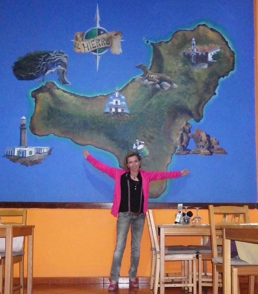 Die ganze Insel im DonDin2 in Frontera @ El Hierro