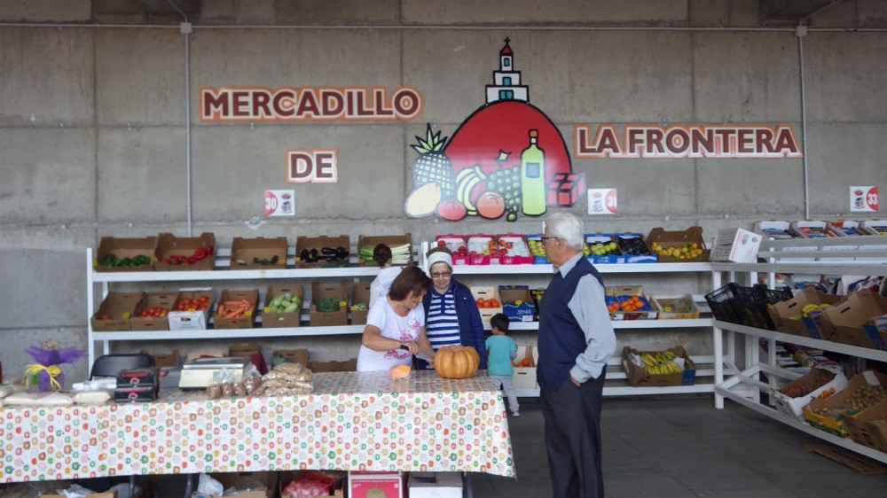 Sonntagsmarkt in Frontera @ El Hierro