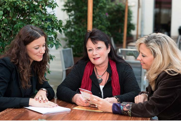 von li Silvia Benazzi International Communication For Your Success, Eva Wörn, Dr Renee Moore Business beyond Borders.
