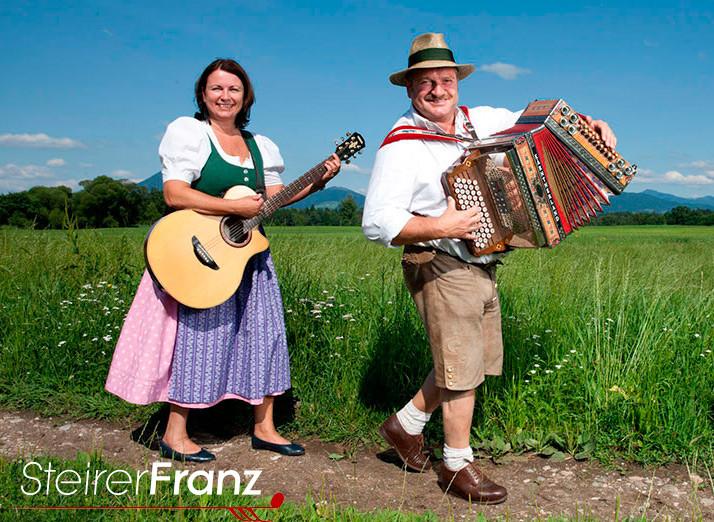 Der Steirer Franz & Heidi am Sonntag Nachmittag