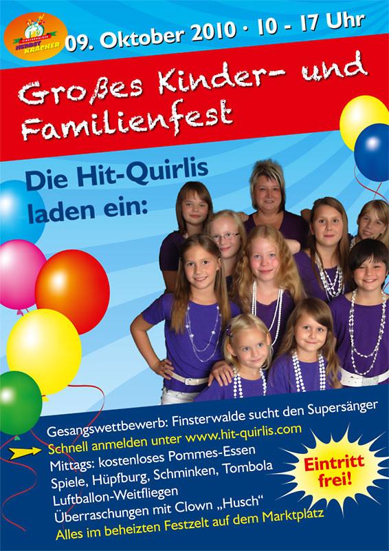 Kinderfest Samstag Vormittag
