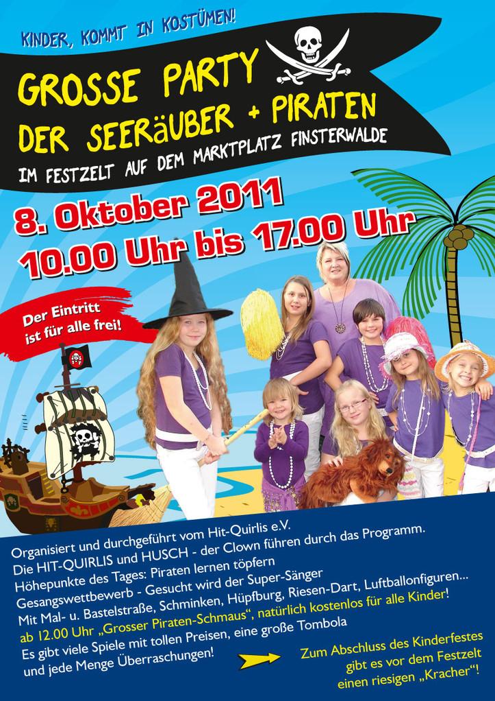 Kinderfest am Samstag