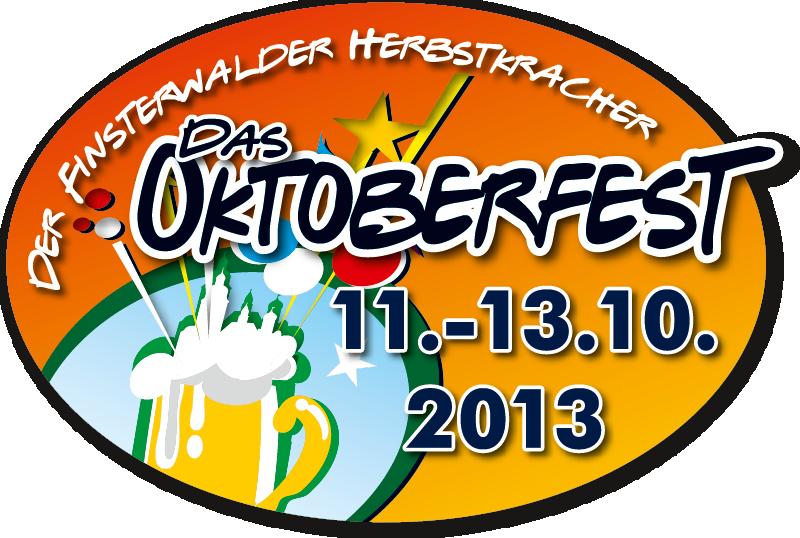Der Herbstkracher - Das Finsterwalder Oktoberfest 2013