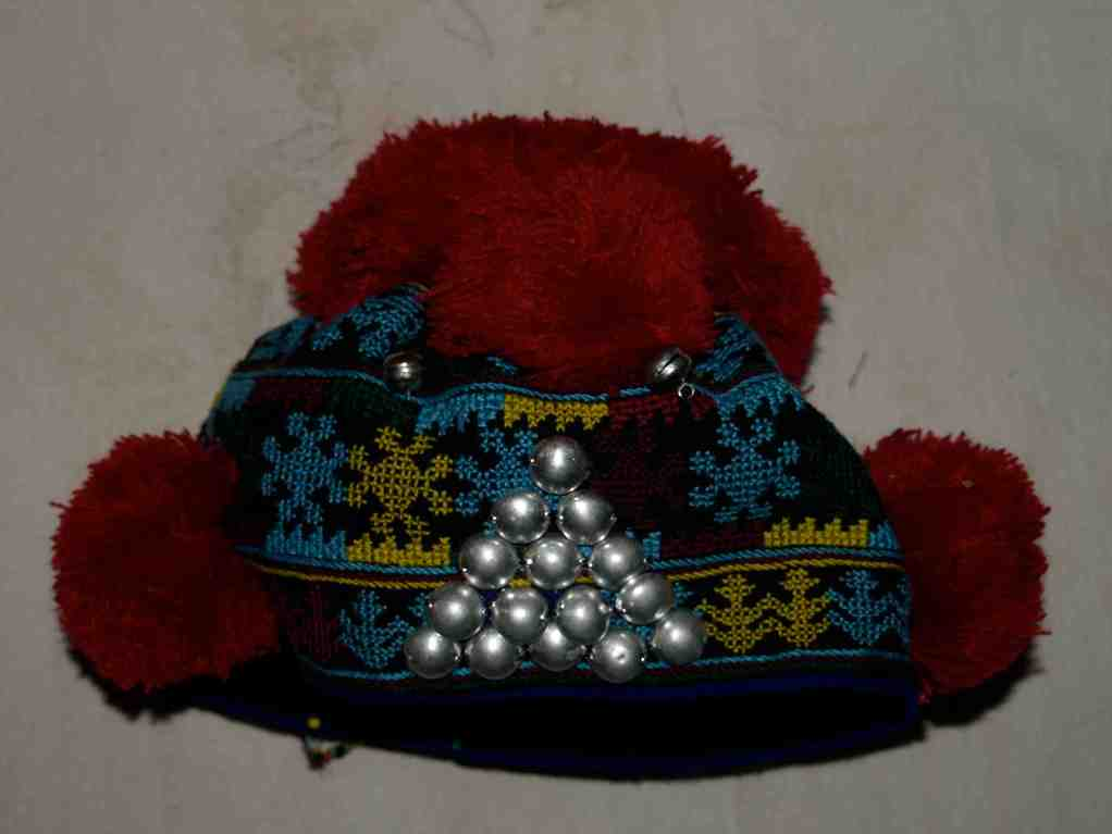 Baby Boy Hat, Laos