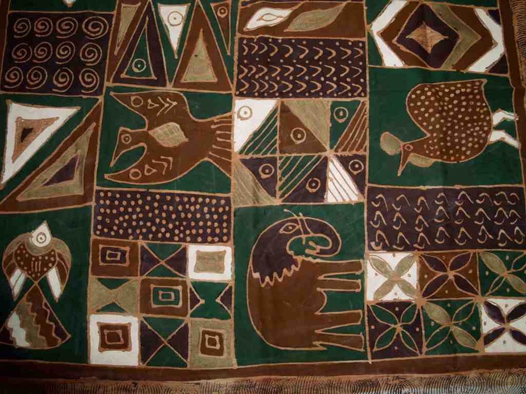 Batik / Botswana