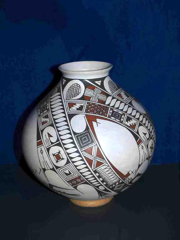 Vase, Mata Ortiz