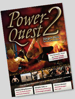 Power-Quest 2 - Jürgen Reis & Anne K. Hoffmann - Bodybuilding Renewed - Kämpfer-Diät 2.0 - Winners Mindset