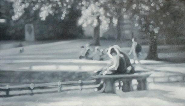 Cecily Park, Ölmalerei