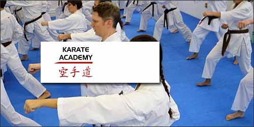 Karate Academy in Eppendorf