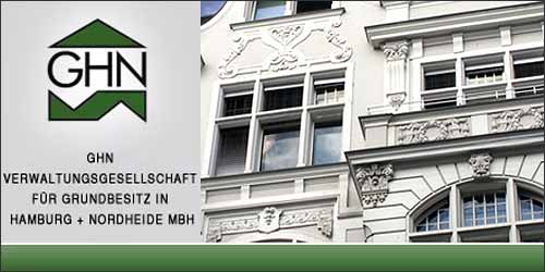 GHN Verwaltung in Eppendorf