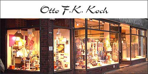 Otto F.K. Koch in Eppendorf