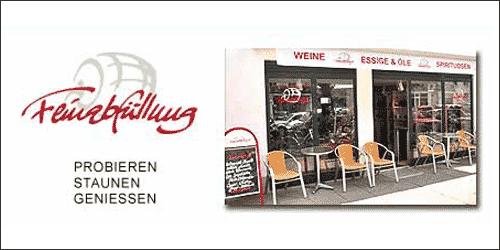 Feinabfüllung in Eppendorf