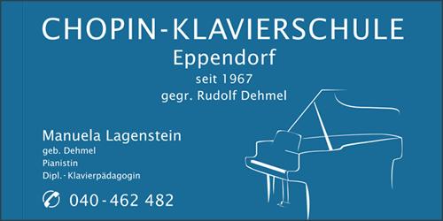 Chopin Klavierschule in Eppendorf