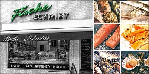 Fische Schmidt in Eppendorf