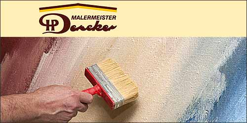 Malermeister Dencker in Eppendorf