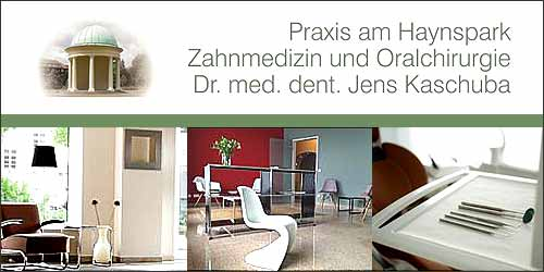Praxis am Haynspark Zahnmedizin in Eppendorf