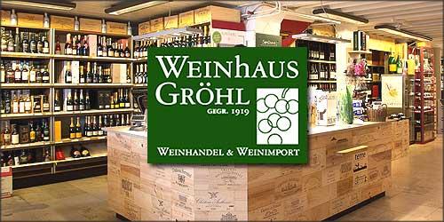Weinhaus Gröhl in Eppendorf