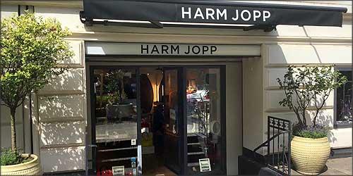 Harm Jopp in Eppendorf