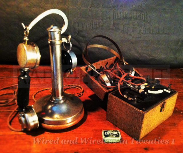 Wired and Wireless in Twenties 1