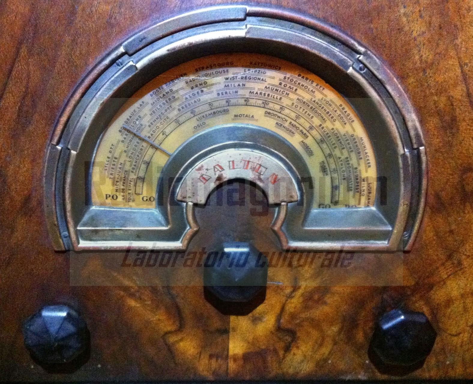 Navigazione a colori...Dalton Radio, 1934