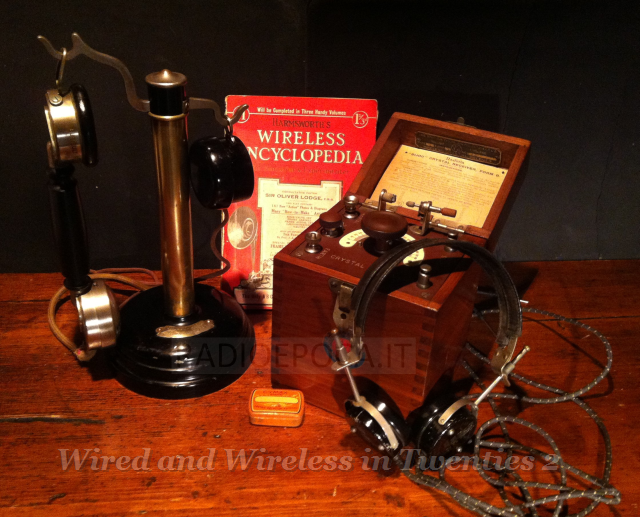 Wired and Wireless in Twenties 2