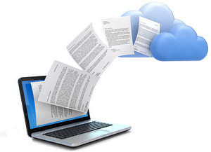 Sauvegarde des données d'un ordinateur vers le Cloud