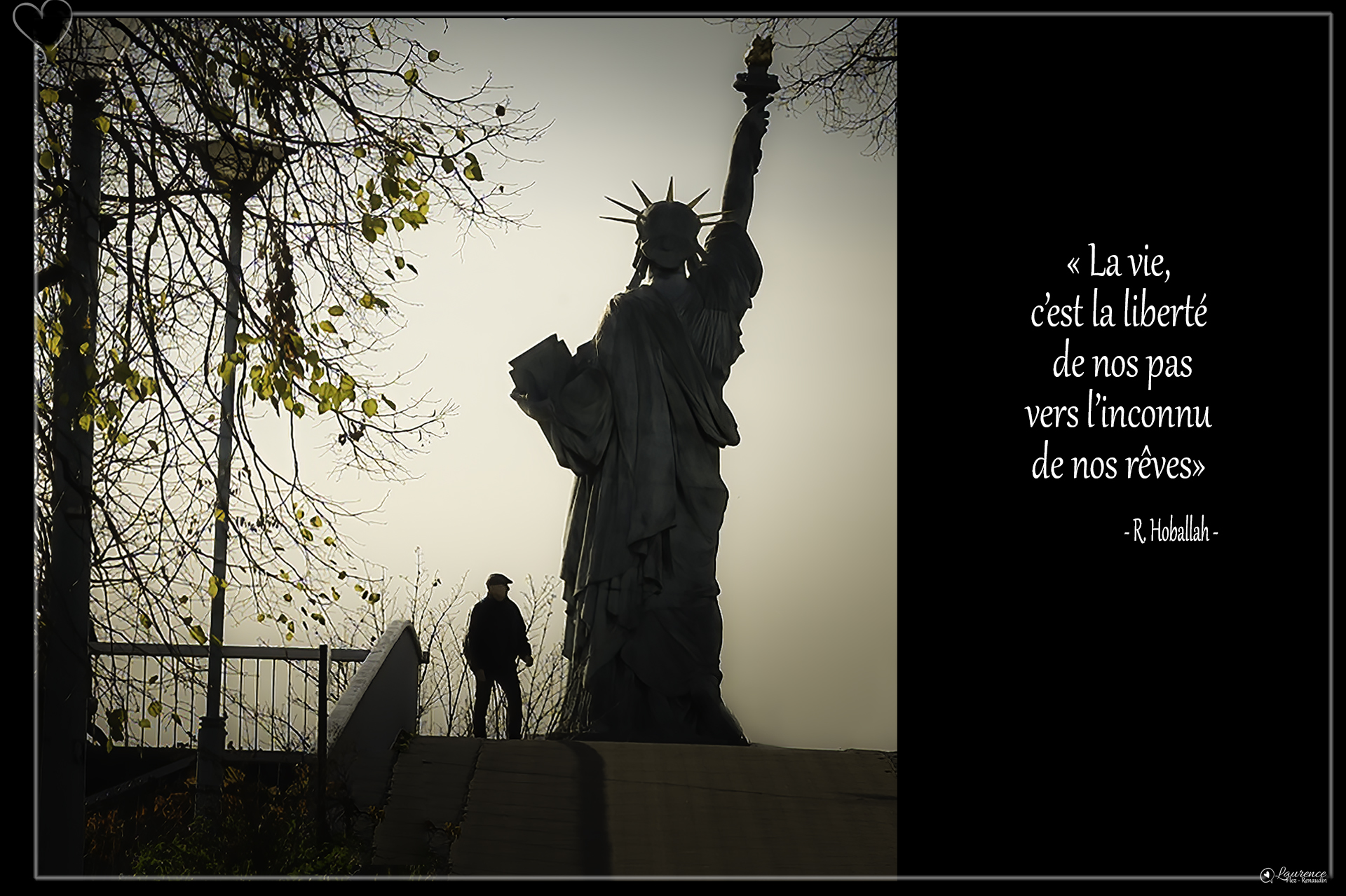 Notre liberté de rêver