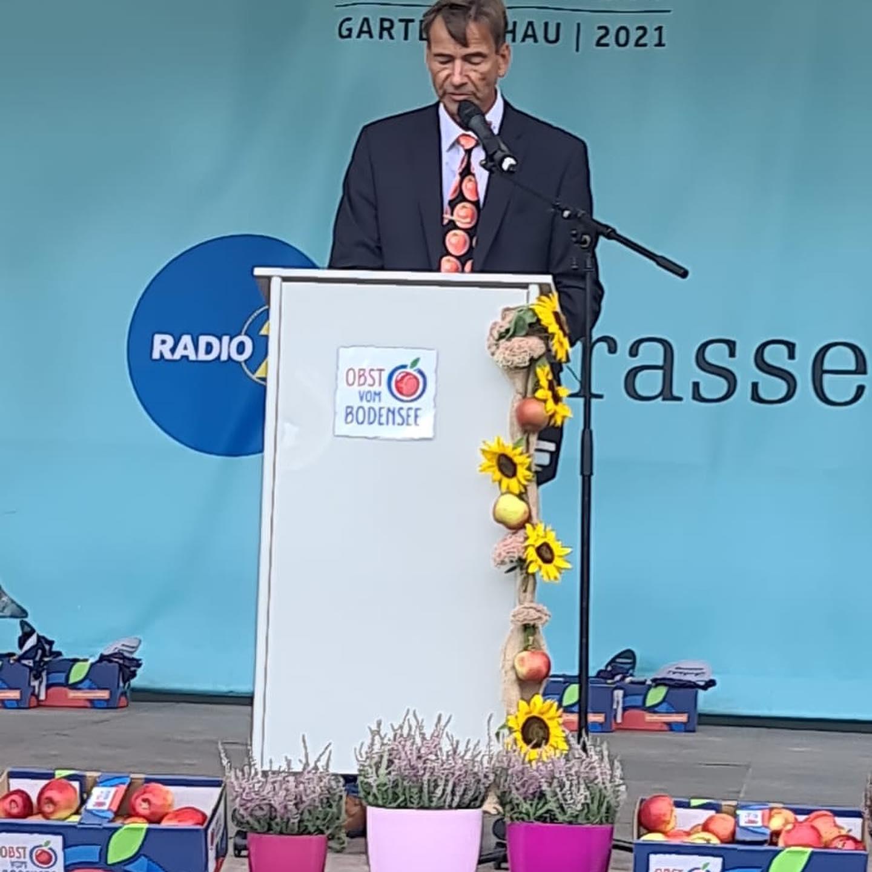 Die große Eröffnung der Bodensee-Apfelsaison