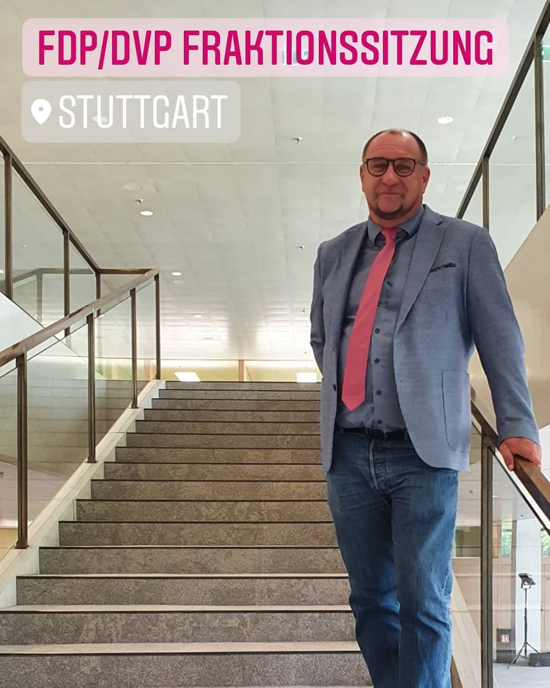 FDP/DVP Fraktionssitzung