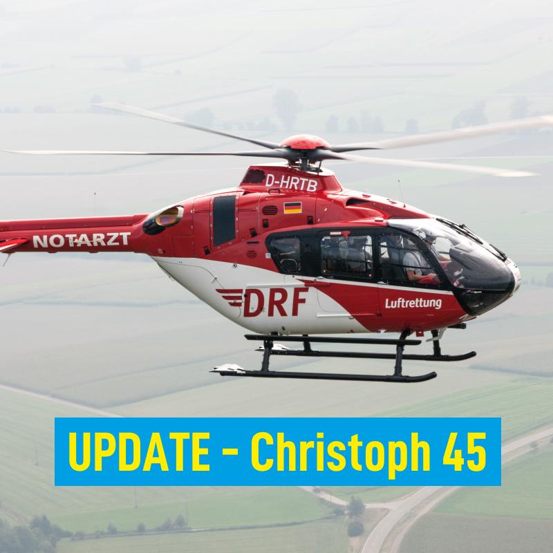 Update - Christoph 45❗️
