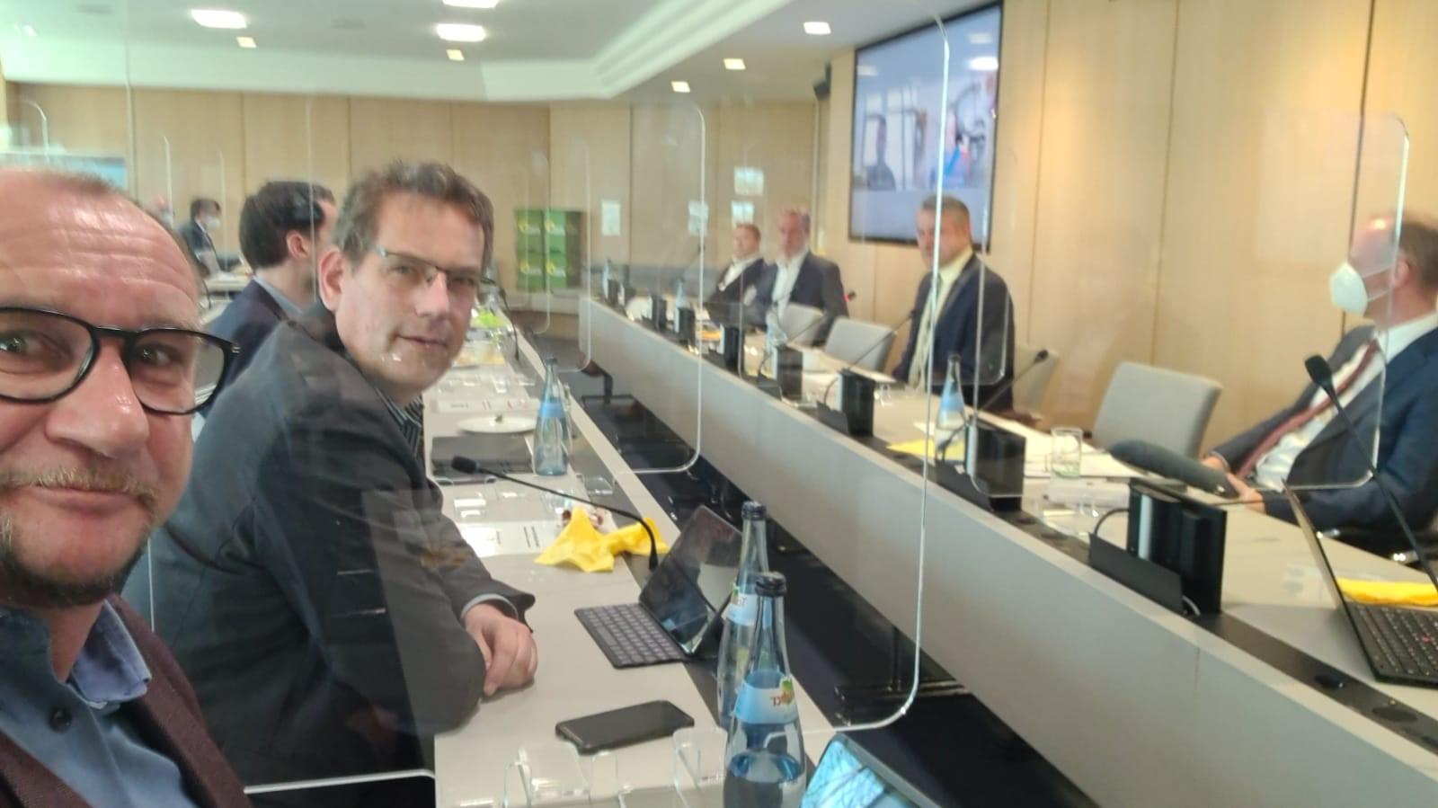 Fraktionssitzung Stuttgart