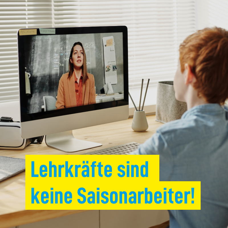 Baden-Württemberg ist Spitzenreiter bei der Sommerferien-Arbeitslosigkeit!