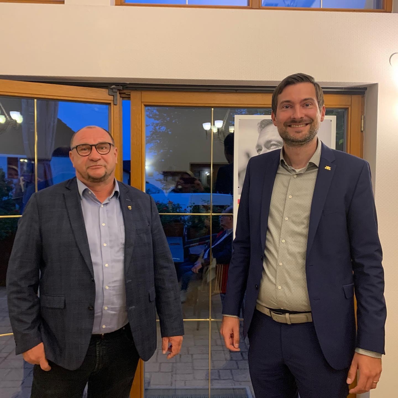 Wahlveranstaltung der FDP Bodenseekreis mit Herrn MdL Daniel Karrais!