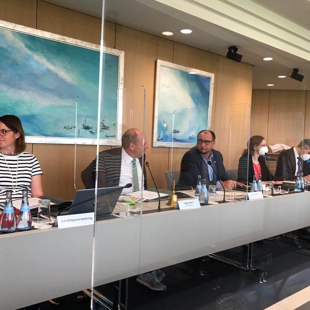 """Ausschuss """"Ernährung, Landlicher Raum und Verbraucherschutz"""""""
