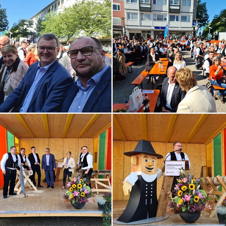 Holzbautag in Friedrichshafen!