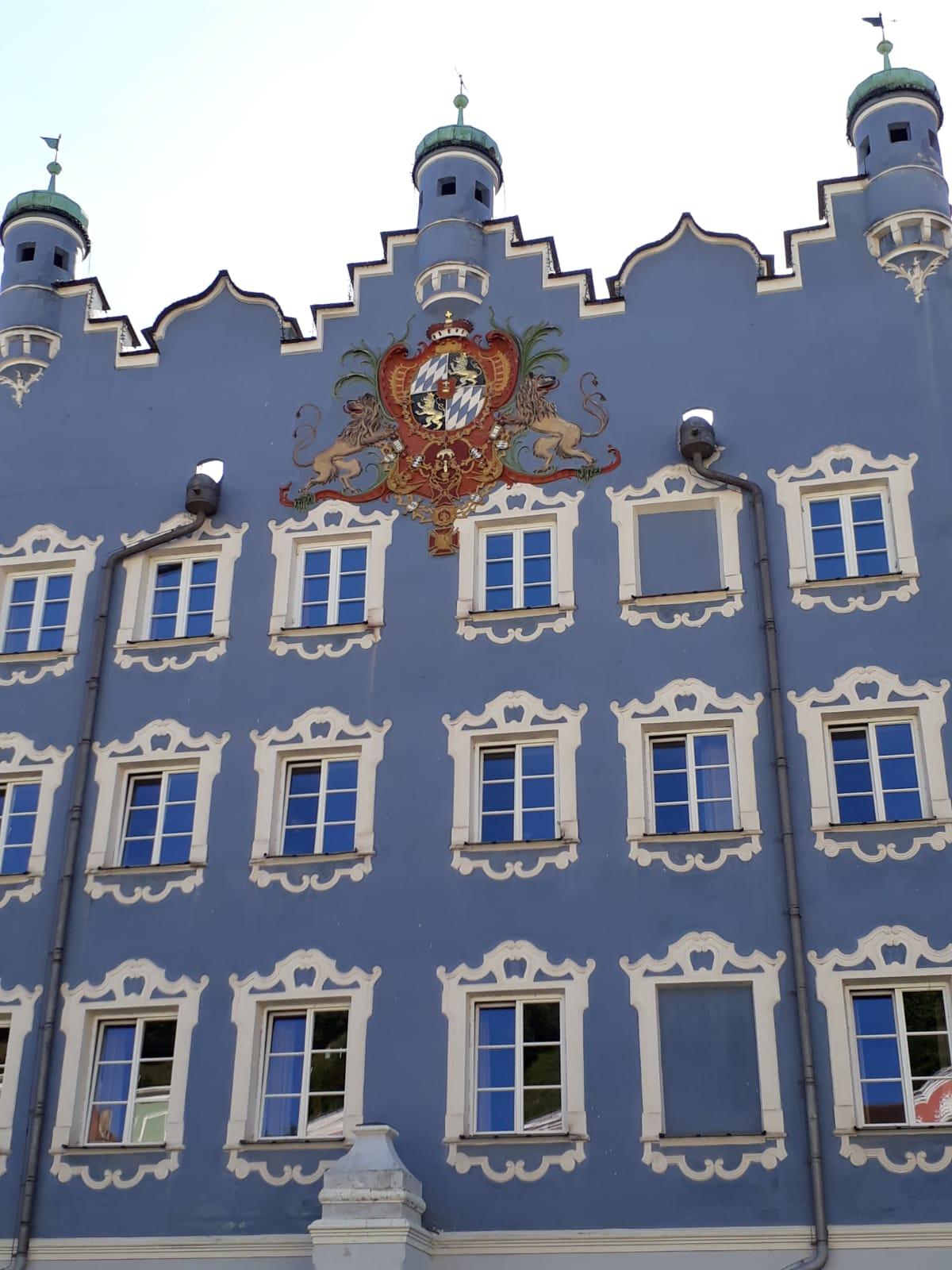 Stadtsaalfrontseite