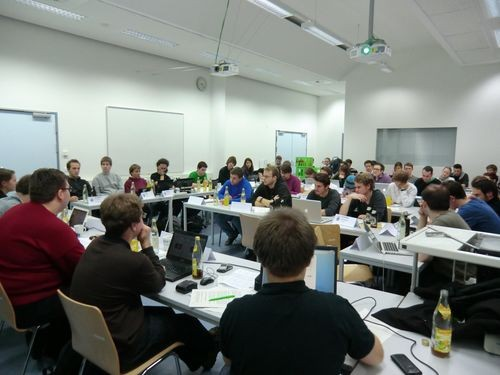 Sitzung des Fachschaftenrats