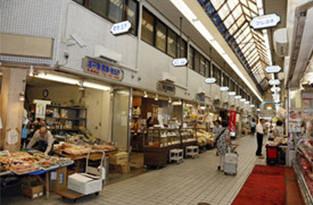 板宿西部市場イメージ写真