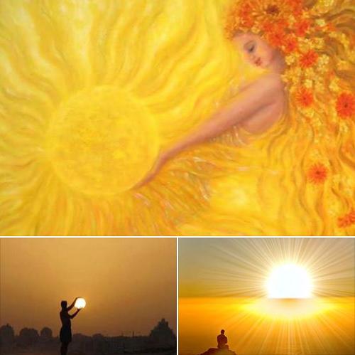 Prenez le soleil du matin