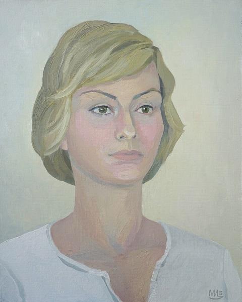 Портрет, Богачева Мария, Циркина Мария