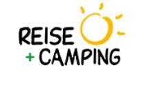 """Logo der Messe """"Reise+Camping"""""""